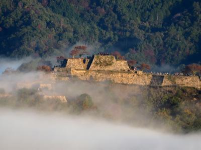 そうだ、竹田城跡の雲海を見に行こう4*・゜・*雲海予報は「かなり期待できる」 雲海リベンジ*・゜・*