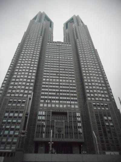 2019年 11月中旬 新宿・・・・・①都庁