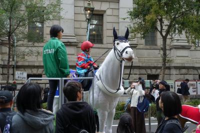 馬車道祭りと神奈川県立歴史博物館