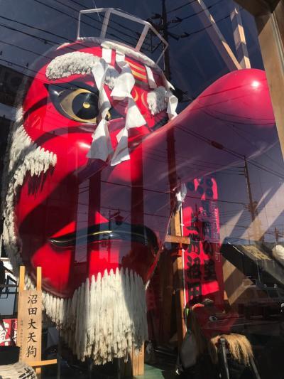 真田氏の足跡を訪ねて…沼田でちょっくら街歩きな1泊2日