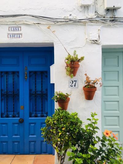 スペイン女子ひとり旅 ~バルセロナから憧れの白い街まで~ 5日目(フリヒリアナ編)