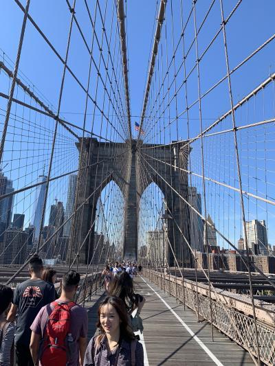ブルックリン宿泊。女一人旅ニューヨーク。その3