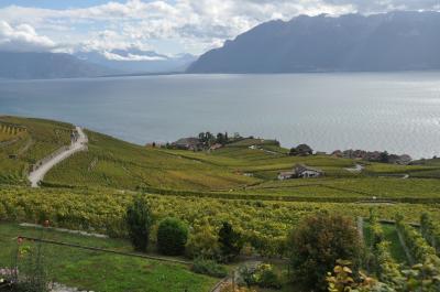 ~ 美しきアオスタとスイス5大名峰8日間 ~ モントルー ・ 世界遺産のラヴォー地区
