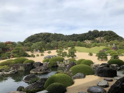 出雲大社~足立美術館~松江城!神戸からFDAで島根へ家族旅!令和元年11月10日~11日
