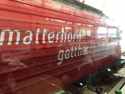 鉄道で行くスイスと ウィーン・ブラチスラヴァ・プラハ 2日目