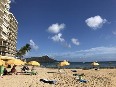 2019年リフレッシュを兼ねてハワイへ(1)
