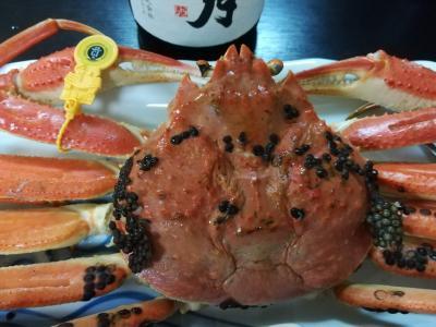 蟹解禁!!数年ぶりにカニ食べに行ったよ(^^)v