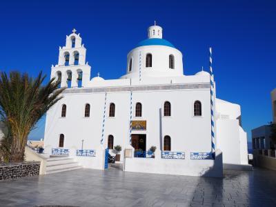 白い街と遺跡の街を満喫!ギリシャの旅 2