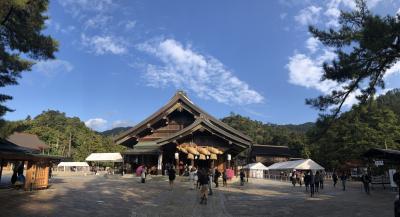 【縁結大祭 2019】に参加してきました!令和元年11月11日(月)