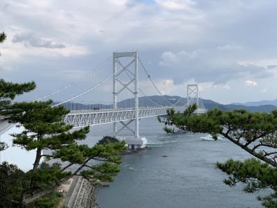 弾丸好きだねー。の旅 in徳島