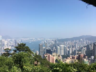 2019年11月 今の香港が見たい!気の向くまま ぶらり一人旅  ホテルはマカオに変更し香港観光    カオスなチョンキンマンション