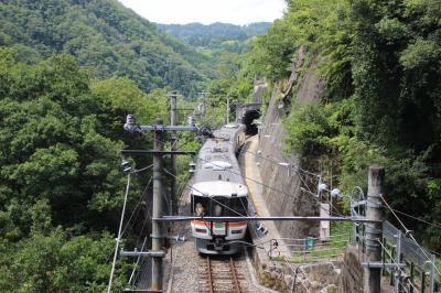 天竜川をローカル路線バスでさかのぼって飯田線の秘境駅へ②
