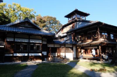 京都、所要の合間にちょこっと観光