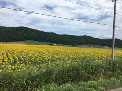 北海道横断の旅~紋別・名寄・美深~