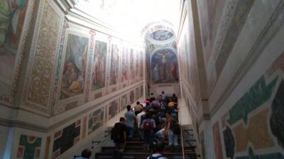 スリに、ぼったくり、ストライキもあった弾丸3泊5日ローマ観光Part7 ストライキにも負けずに観光編
