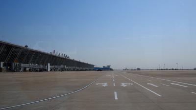 2019.11 ベトナムへ行ってみよう(1)まずは乗り継ぎ地の上海へ飛ぼう