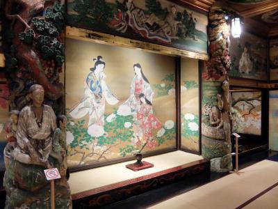 昭和の竜宮城 百段階段