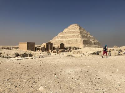 エジプト サッカーラ モカッタム