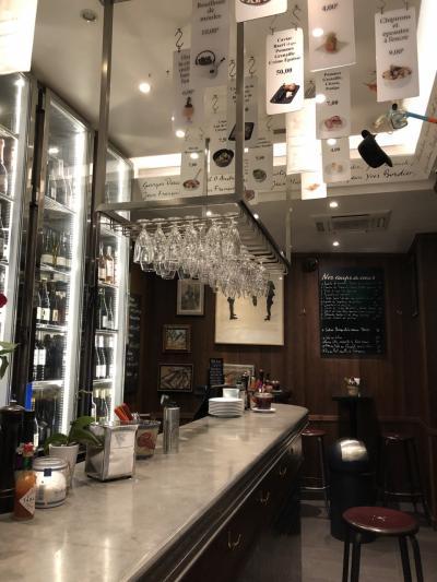 ☆パリ 一人旅~5日目『L'avant Comptoir De La Mer』で一人飲み敢行の巻☆