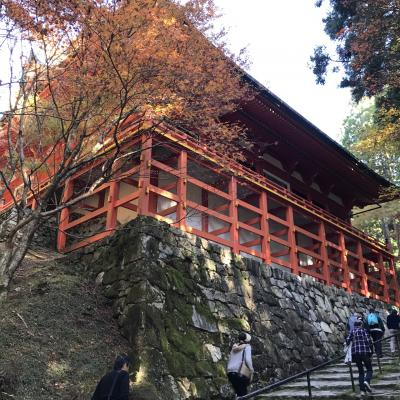 紅葉にはちょっと早かった比叡山延暦寺