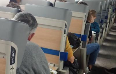 TGVの座席が見つかりません!( ゚Д゚)