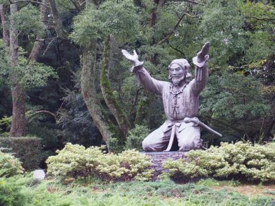 山口、島根の旅 2、3日目