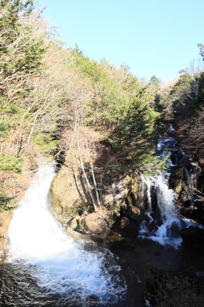 竜頭の滝(栃木県日光市)へ・・・