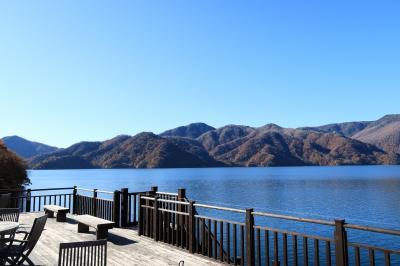 中禅寺湖畔ボートハウス(栃木県日光市)へ・・・
