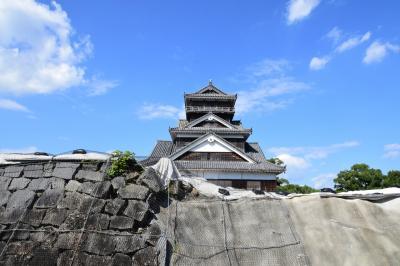 熊本へ行ってきました【1】1日目 熊本城 熊本市内
