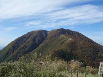 2019 島根県 父子2人旅~ 三瓶山(1,126m) ~ 登山編 ~ 数度の登り返しハードな山旅でした ~