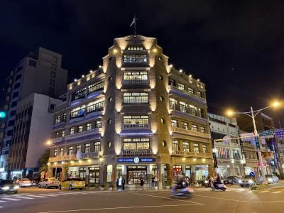 台湾に行ってきました(*´∀`)♪⑮台南~レトロモダンなビル『林百貨』