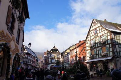 ドイツ・フランス、クリスマスマーケットを巡る ~6日目 アルザス、村人全力のクリスマス~