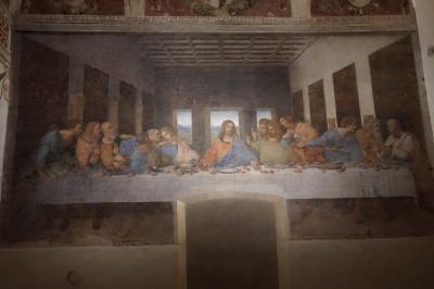 イタリア7日目 最後の晩餐など