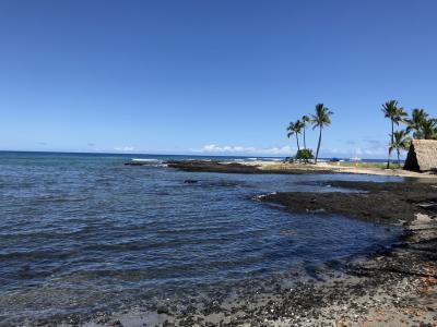 子連れ 赤ちゃん連れ ハワイ島 旅行記 3世代 2019 ⑤ HGVC キングスランド ヒストリックパーク スペンサービーチ
