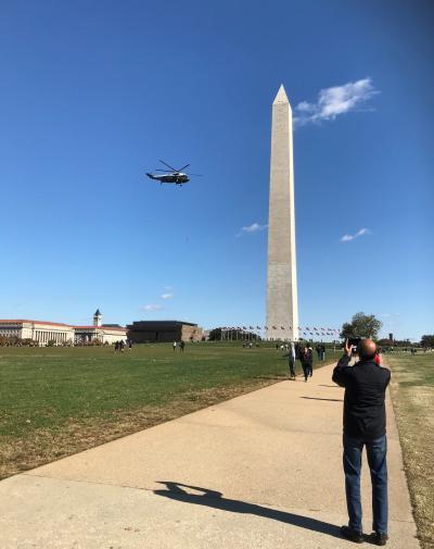 アメリカ歴史博物館などワシントンDC観光