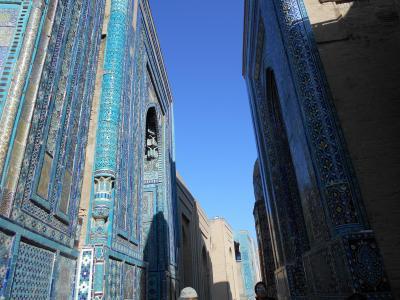 ウズベキスタンに行ってみた! ①