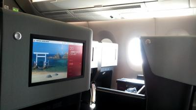 JALプレミアラウンジ巡りpart1 羽田空港&福岡空港&新千歳空港