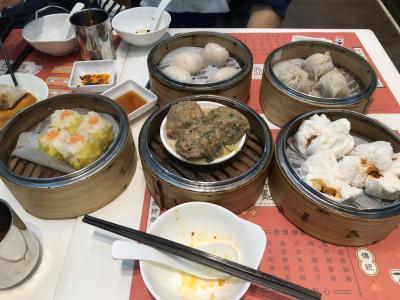 香港で点心、飲茶、潮州料理、グルメ三昧!