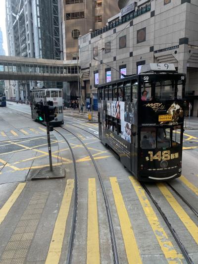 2019秋 デモ真っ只中の香港を今年も歩く・走る・走って歩いた 3日目