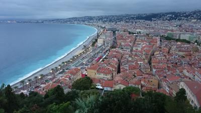 ヨーロッパ7ヵ国周遊!!おっさん1人旅!③フランス、モナコ編 ニース、モナコ