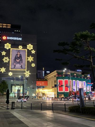 今年2度目のソウル 一日目