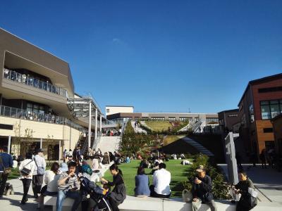 南町田グランベリーパーク オープン!