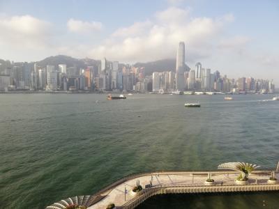 食い倒れ香港ビビり旅