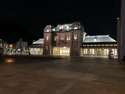 201911-01_秋の山口マイレージ旅行 ちょっとだけ門司 Moji <FUKUOKA>
