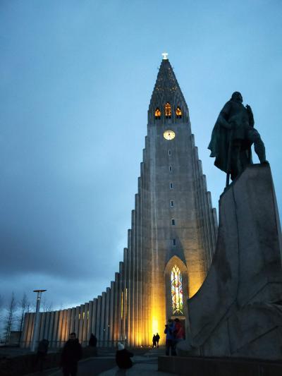 オーロラと大自然観光のいいとこ取り? アイスランドのレンタカー旅 その3 レイキャビク編