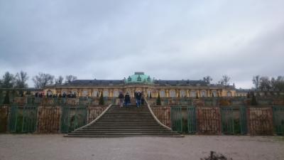 ポツダム サンスージー宮殿