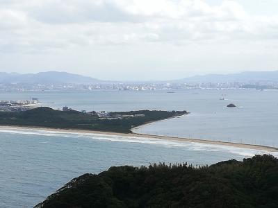 海の中道~志賀島ドライブ