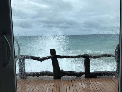 タオ島5 ホテルで遭難! 海上自衛隊にSOSした嵐、部屋に海水が床上浸水