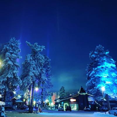 フィンランド ロバニエミ サンタクロースヴィレッジ サンタパーク
