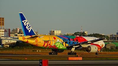 伊丹空港 スカイパークで飛行機ウォッチング 中巻。